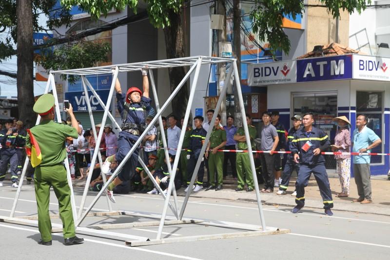 Cảnh sát PCCC Cần Thơ đoạt giải nhất toàn đoàn - ảnh 3
