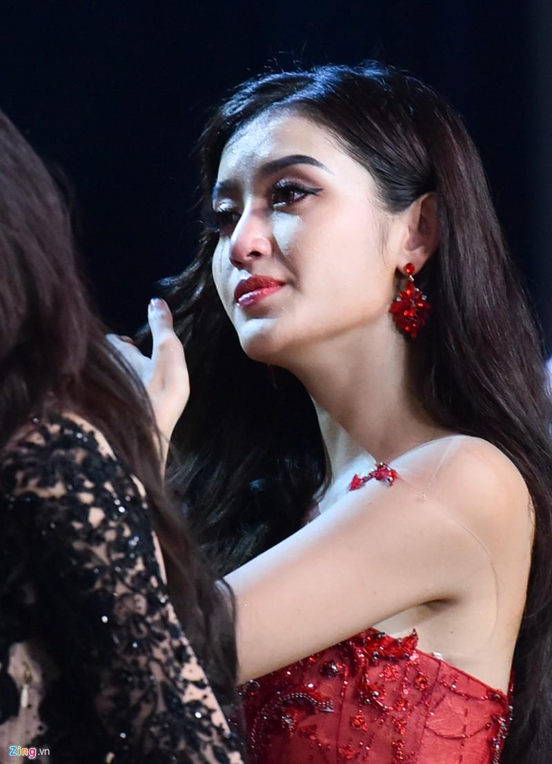 Huyền My dừng chân ở top 10 Hoa hậu Hoà bình Thế giới - ảnh 6