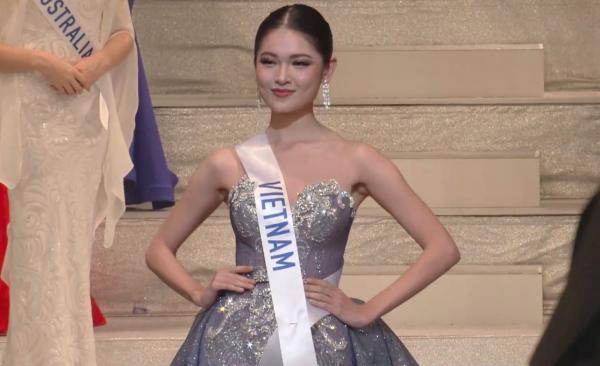 Ngắm Thùy Dung mặc bikini chung kết Hoa hậu Quốc tế  - ảnh 7