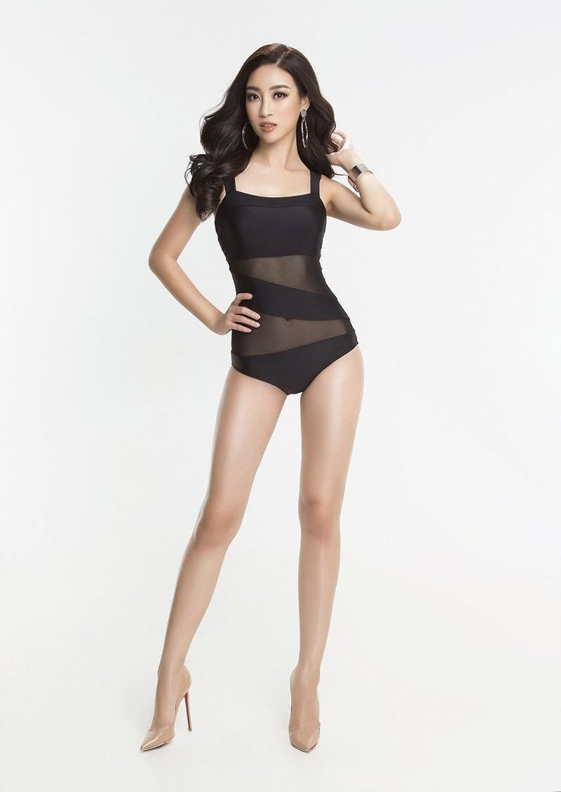 Hoa hậu Mỹ Linh diện bikini trước chung kết Miss World - ảnh 3