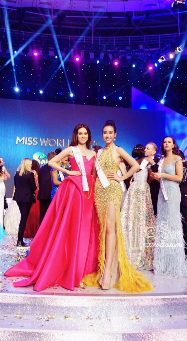 Hoa hậu Nhân ái Thế giới 2017 Đỗ Mỹ Linh: Nếu được làm lại, tôi tin mình sẽ làm tốt hơn-2