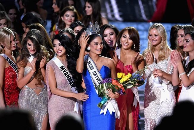 2 Hoa hậu Thế giới và Hoàn vũ Thế giới đến Việt Nam - ảnh 5