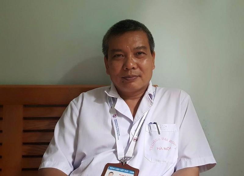 PGS.TS Nguyễn Hữu Ước