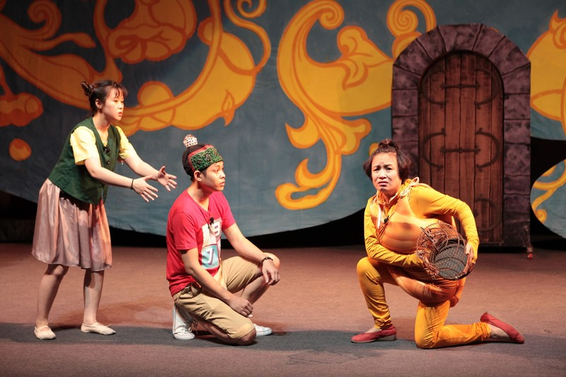 NS Chí Trung: Qua rồi thời làm kịch nhom nhem cho trẻ - ảnh 2