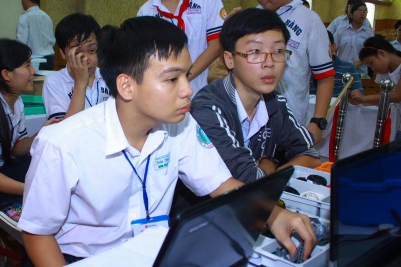 """TP.HCM phát động cuộc thi """"khủng"""" về thiết kế Giờ lập trình cho học sinh - ảnh 1"""