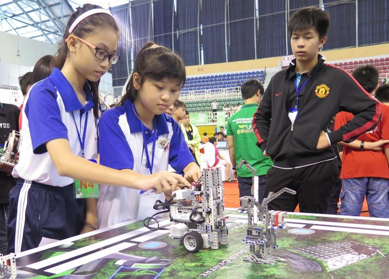 Ngày hội Robocon Quốc tế 2015 quy tụ 121 đội thi - ảnh 3