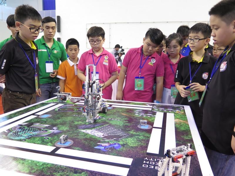 Ngày hội Robocon Quốc tế 2015 quy tụ 121 đội thi - ảnh 2