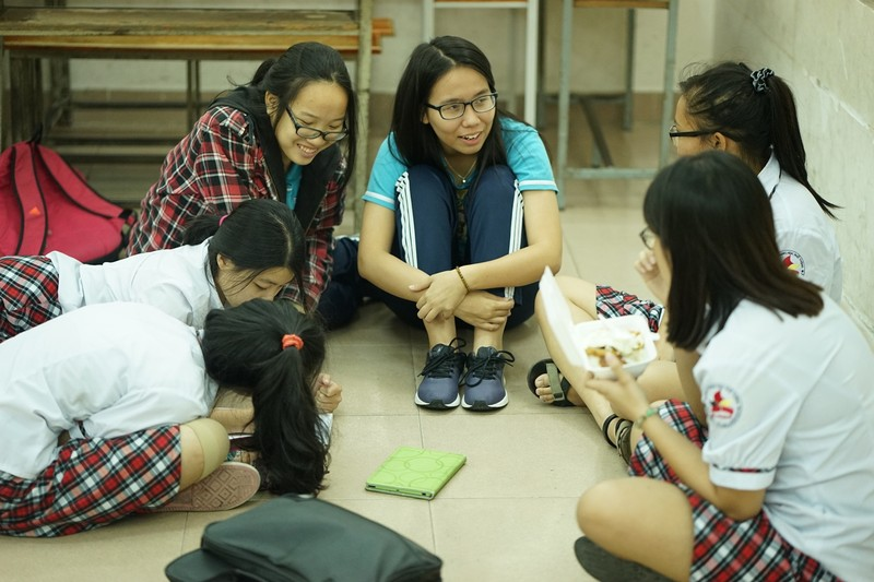 Lớp học thành xưởng cơ khí, thầy trò làm kỹ sư - ảnh 3