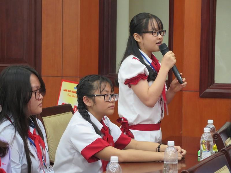 Học sinh muốn được dạy kỹ năng bảo vệ bản thân - ảnh 2