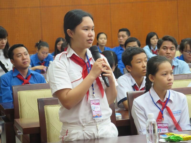 Học sinh muốn được dạy kỹ năng bảo vệ bản thân - ảnh 1