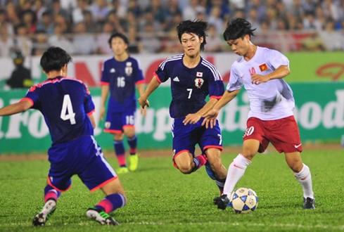 U19 Việt Nam 0-7 U19 Nhật Bản: Thua toàn diện - ảnh 2