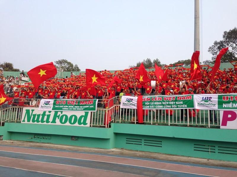 U19 Việt Nam 0-7 U19 Nhật Bản: Thua toàn diện - ảnh 6