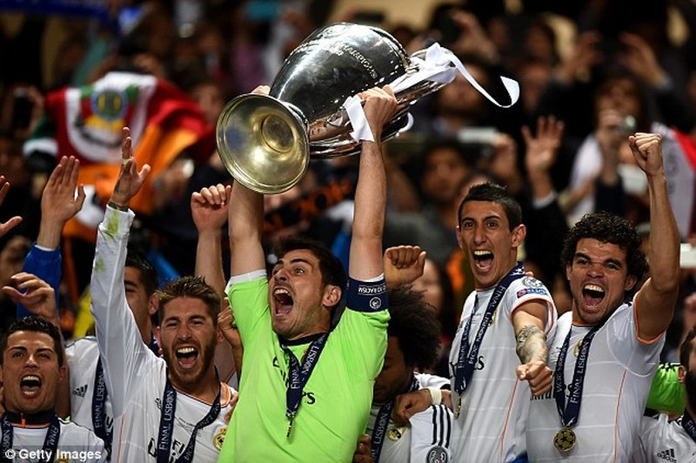 Mưa tiền thưởng ở Champions League 2015/16 - ảnh 1