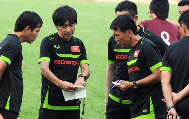 HLV Miura đã có danh sách cầu thủ cho SEA Games - ảnh 1
