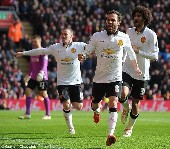 Rooney, Liverpool