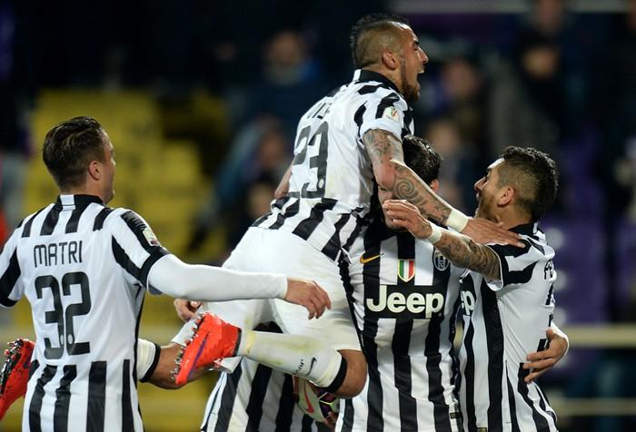 Fiorentina 0-3 Juventus: Phép màu gõ cửa Florence - ảnh 1