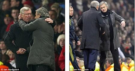 Mourinho: 'Sir Alex Ferguson đã dạy tôi phải tôn trọng đối thủ' - ảnh 1