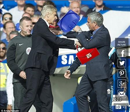 Mourinho: 'Sir Alex Ferguson đã dạy tôi phải tôn trọng đối thủ' - ảnh 3