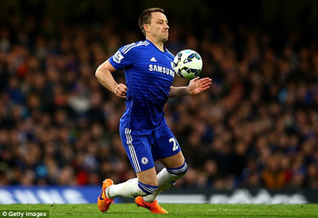 Lộ phiếu bầu Terry chọn sao Liverpool là cầu thủ xuất sắc nhất năm - ảnh 1
