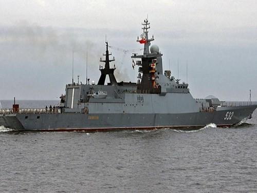 Nga phát triển tàu chiến mới để tăng cường triển khai trên toàn cầu - ảnh 1