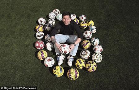 Tiết lộ thú vị của Messi về 32 hat-trick trong màu áo Barcelona - ảnh 1