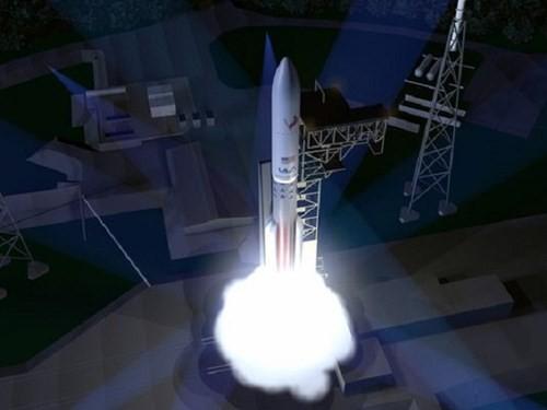"""Mỹ trình làng """"Thần lửa""""- tên lửa mới mang công nghệ đột phá - ảnh 1"""