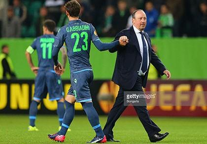 Wolfsburg 1-4 Napoli: Khuất phục bầy sói - ảnh 3