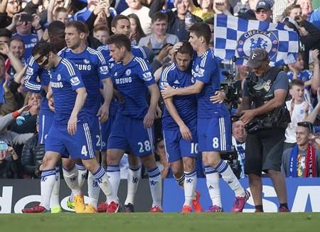 Chelsea 1-0 M.U: Mourinho cao tay, 'quỷ đỏ' ôm hận - ảnh 5
