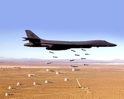 Mỹ chuyển mục đích sử dụng máy bay ném bom siêu thanh B-1B Lancer - ảnh 1
