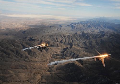 Mỹ chuyển mục đích sử dụng máy bay ném bom siêu thanh B-1B Lancer - ảnh 3