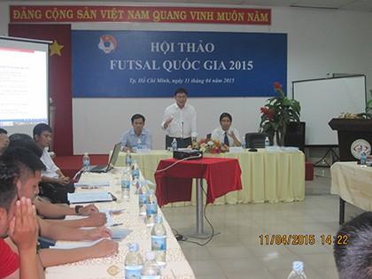 Futsal Việt Nam lên chuyên nghiệp: Tính đường tìm tiền - ảnh 2