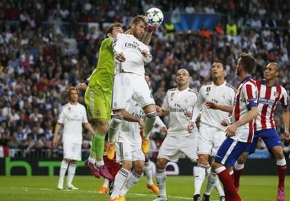 Bí mật giúp Real đánh bại Atletico tại Champions League - ảnh 1