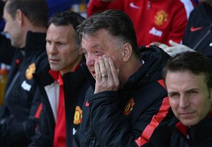 M.U 0-3 Everton:  Gục ngã cay đắng - ảnh 1