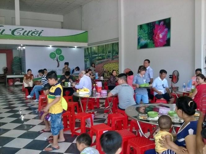 Doanh nghiệp tư nhân nối quán cơm Nụ Cười 2.000đ ra Ninh Thuận - ảnh 2