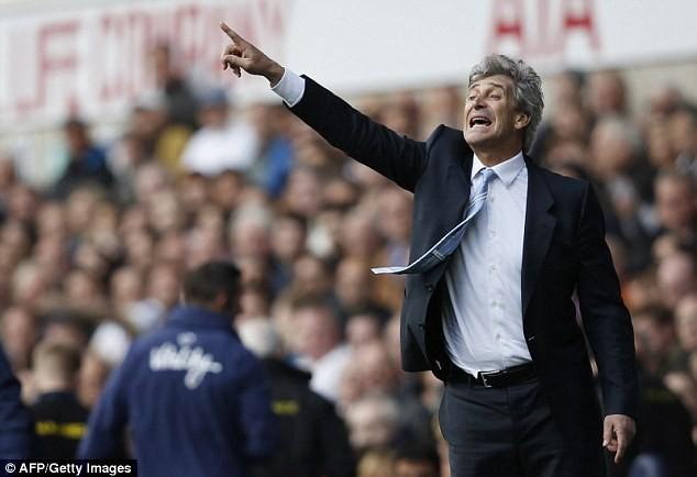Pellegrini lại đá đểu Chelsea - ảnh 1