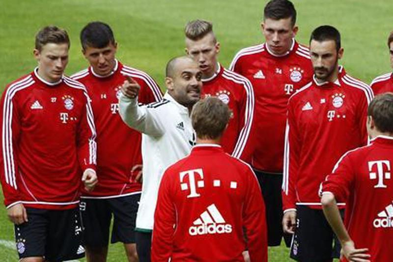 Ngày trở về Nou Camp gian nan của Pep Guardiola - ảnh 1