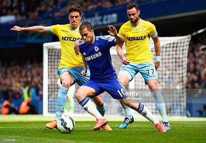 Chelsea 1-0 Crystal Palace : Vô địch ngoại hạng Anh sớm 3 vòng đấu - ảnh 1