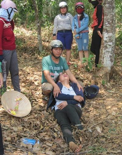 Phát hiện xác người đàn ông phân hủy trong rừng vắng - ảnh 3