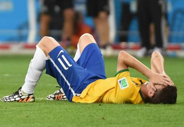 Brazil chốt danh sách dự Copa America: Loại Oscar - ảnh 1