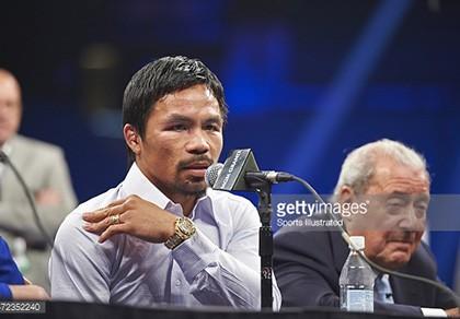 Vụ Pacquiao bị  kiện ra tòa: 'Trận đấu thế kỷ' hay 'cú lừa thế kỷ' - ảnh 1