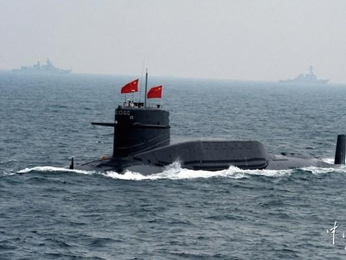 """Tàu ngầm Trung Quốc có thể dễ dàng bị tấn công vì """"ít vận động"""" - ảnh 1"""