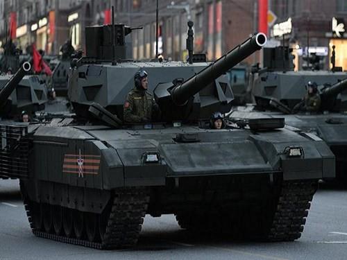 """Mỹ sợ bị xe tăng Armata Nga kiềm chế """"tự do hành động"""" - ảnh 1"""