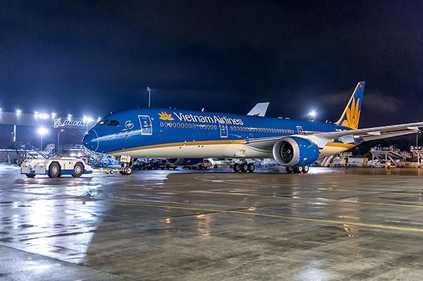 Vietnam Airlines sắp nhận máy bay hiện đại nhất thế giới - ảnh 2