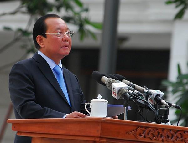 TP.HCM: Khánh thành tượng đài Chủ tịch Hồ Chí Minh  - ảnh 4