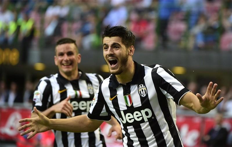 Morata khiến Inter khóc hận
