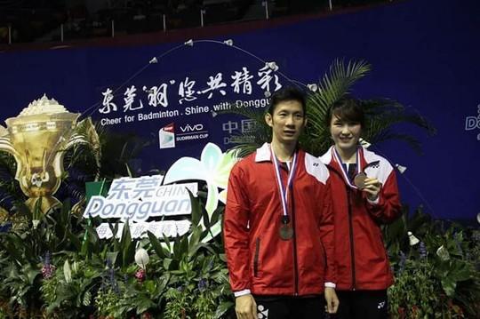 Tiến Minh và Vũ Thị Trang vẫn là 2 niềm hy vọng số 1 của cầu lông Việt Nam ở SEA Game 2015