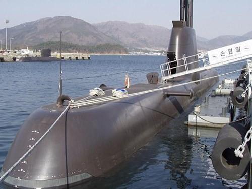 Lực lượng tàu ngầm Hàn Quốc, mối đe dọa lớn đối với Trung Quốc - ảnh 1