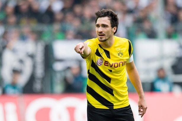 M.U nhận tin dữ, Mats Hummels sẽ ở lại Dortmund - ảnh 1