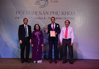 Hội nghị sản phụ khoa Việt Pháp châu Á – Thái Bình Dương lần thứ 15 - ảnh 1