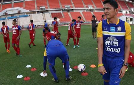 Vòng loại World Cup 2018, Thái Lan - Việt Nam: Có điểm được không? - ảnh 2